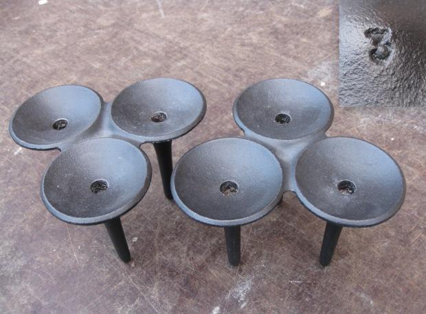 iron cast Holmgren coll