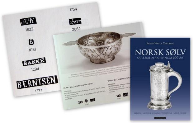 Norsk sølv col2 M
