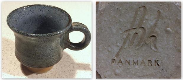 kop keramik saltglaseret