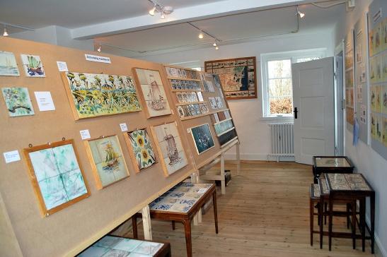 udstillingsrum