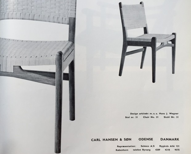 Carl Hansen 61