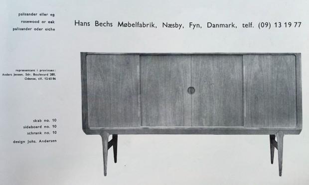 H Bechs M 61