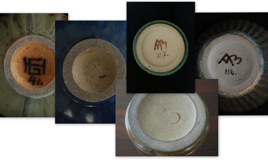 mærker i bunden af keramik Keramik | Loppefund Research | Side 2 mærker i bunden af keramik